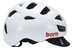 Bern Allston Helm inkl. Flip-Visier satin-weiß